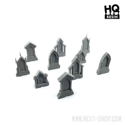 Gothic Tombstones
