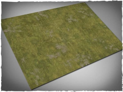 Game Mat - Plains 4x4