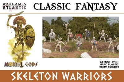 Skeleton Infantry Box Set (32)