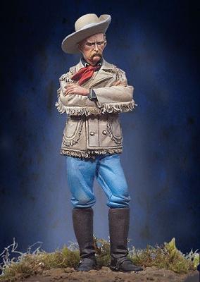 G.A. Custer, 1875