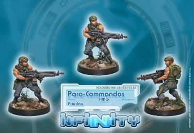 Para-Commandos 3 (HMG) (AR)