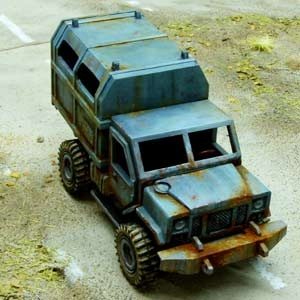 Tortuga Truck