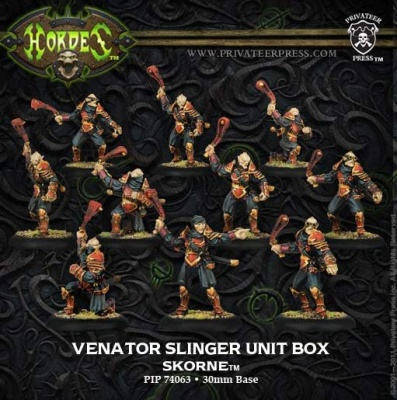Skorne Venator Slingers Unit Box (10)