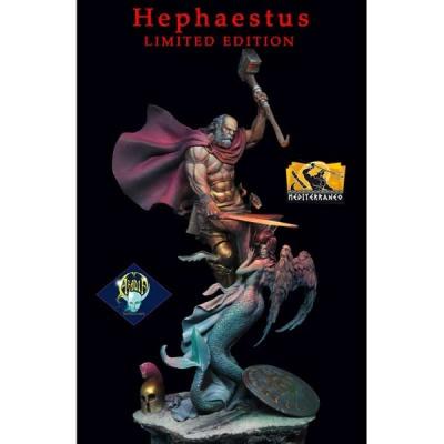Hephaestus - the Blacksmith of the Olympians