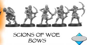 SCIONS OF WOE WITH BOWS
