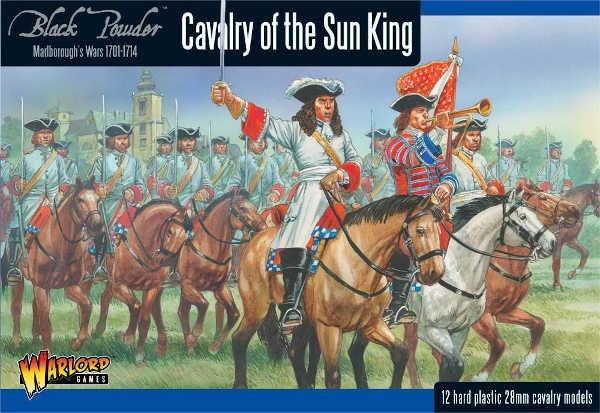 Cavalry of the Sun King