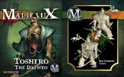 Toshiro, The Daimyo