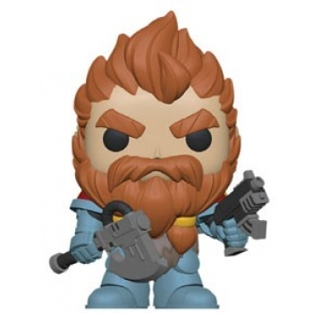 Funko POP! Warhammer 40K - Space Wolves Pack Leader