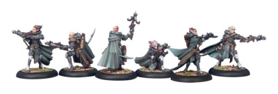 Retribution Mage Hunter Strike Force Unit (10 models)