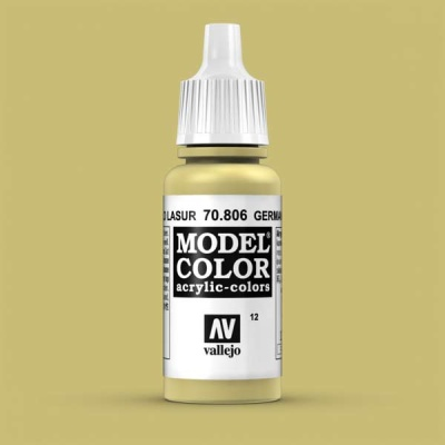 Model Color 012 Lasur Gelb (Lasur Yellow) (806)