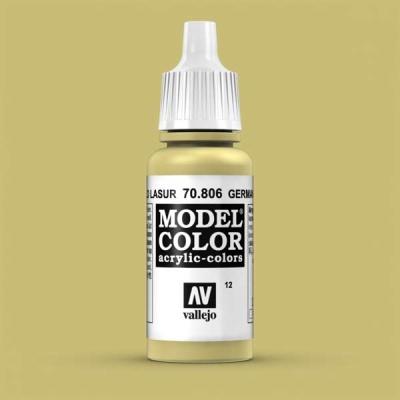 Model Color 012 Lasur Gelb (Lasur Yellow) (806)