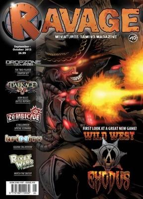 Ravage Magazine #10 (engl)
