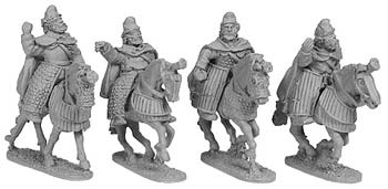 Kappadokian Noble Cavalry (random mix of 4)