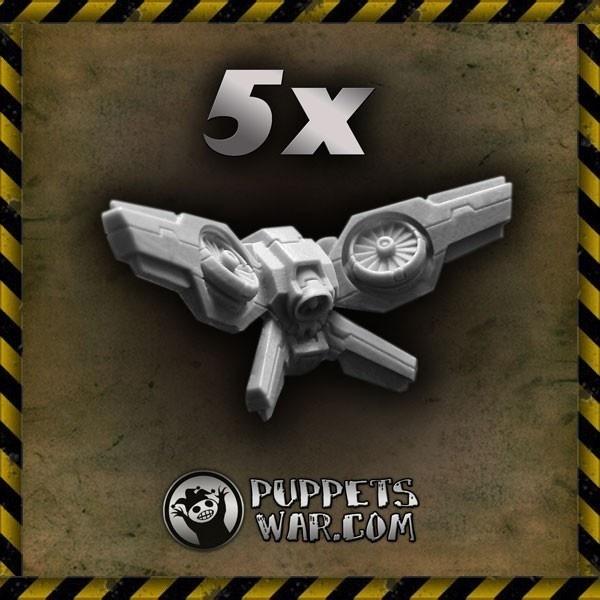 Rotor Wings-Packs (5)