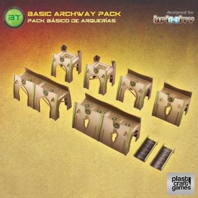 BOURAK Basic Archway Pack