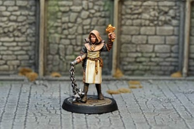 Human Female Cleric