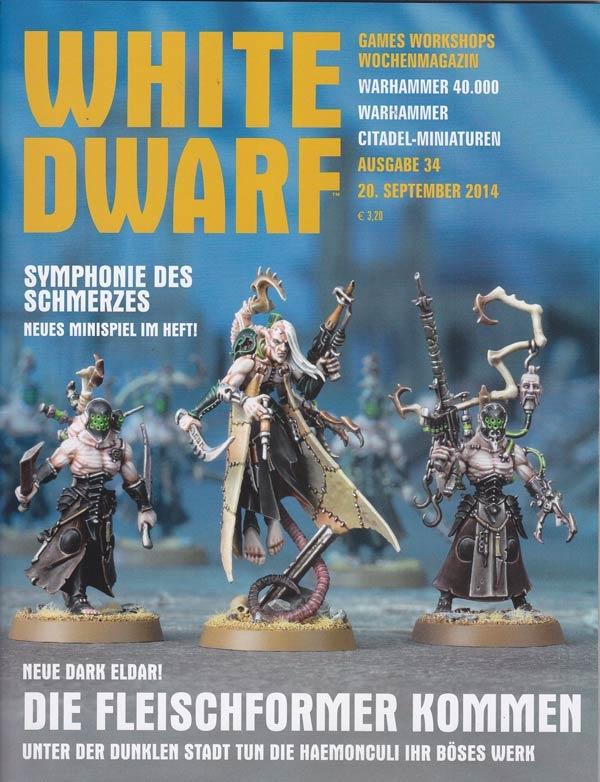 White Dwarf 034 Juni 2019 ENGLISCH