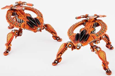 Shaltari: Birdeater Battle Strider (2)
