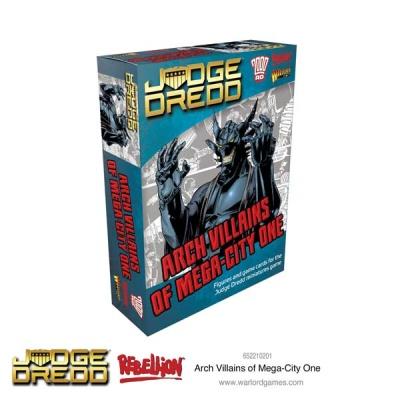 Dredd: Arch Villains of Mega City 1 (5)