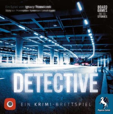 Detective - Ein Krimi-Brettspiel