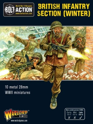 British Infantry section (Winter) (10)