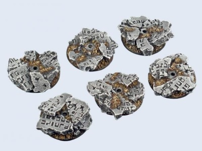 Ruins Bases, Flying 30mm (3)