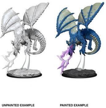 D&D: Young Blue Dragon (1)