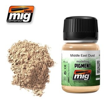 Middle East Dust (35ml)