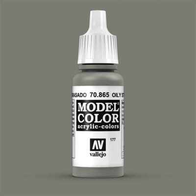 Model Color 177 Geölter Stahl (Oily Steel) (865)