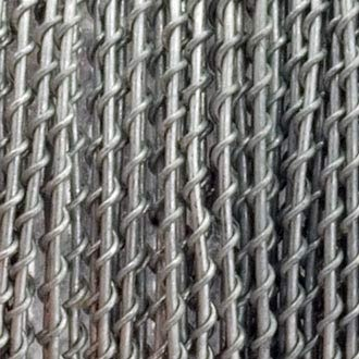 Hobby Round: Barbed Wire (15mm)