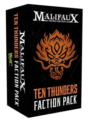 Malifaux (M3E): Ten Thunders Faction Pack