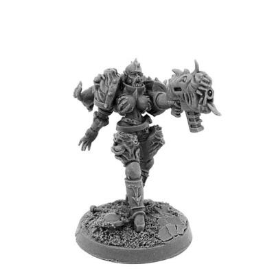 Chaos Renegade Sister w Daemon Gun