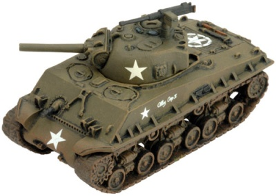 M4A3 (105mm) HVSS