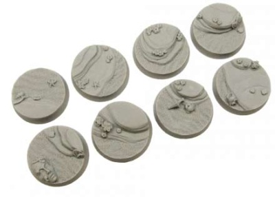 Deep Water Bases Round 32mm (4)