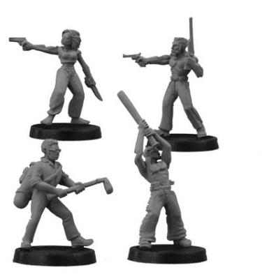 Zombie Hunters (4)