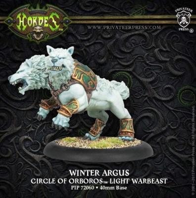 Winter Argus Light Warbeast Box (plastic)