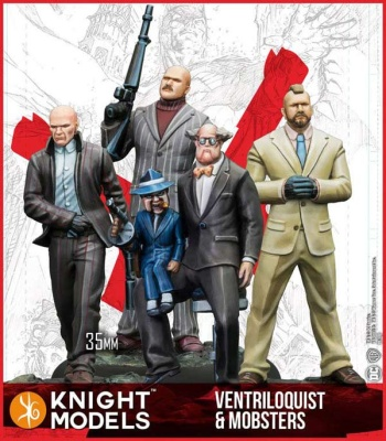 The Ventriloqist & Mobsters
