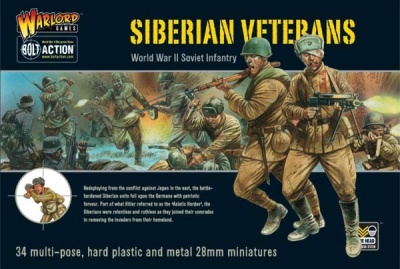 Siberian Veterans boxed set (34)