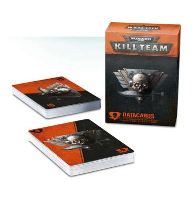 Kill Team: Datacards ENGLISCH