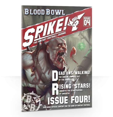 Blood Bowl Spike! Ausgabe 4