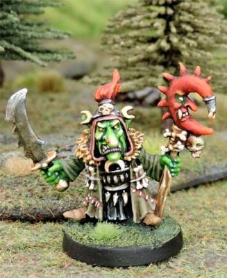 Hill Goblins Shaman