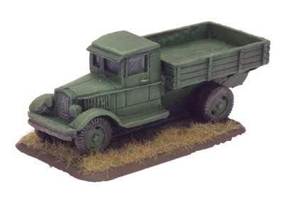 Zis-5 3-ton truck (2x resin)