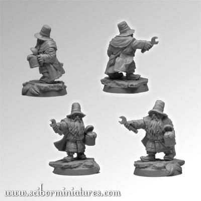 Dwarf Medic