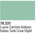 Panzer Aces 031 Highlight Italian Tankcrew 17 ml
