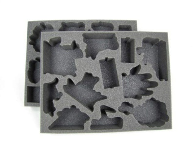 Battle Foam Sea Fleet Foam Tray Kit for P.A.C.K.