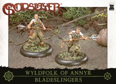 Wyldfolk: Bladeslingers (2)