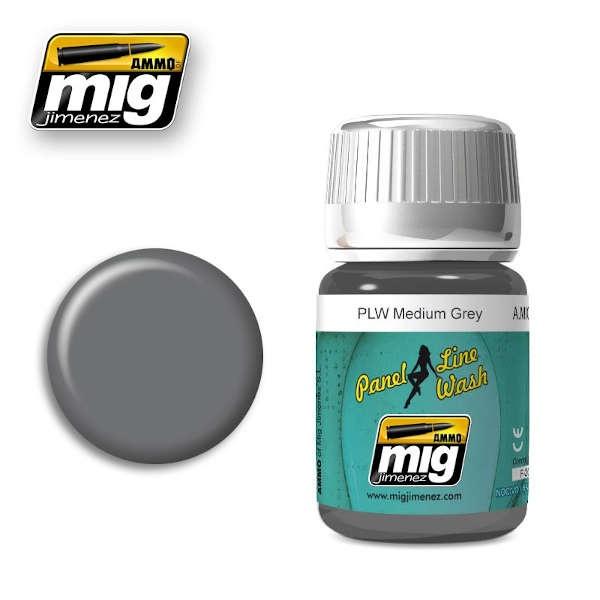 PLW Medium Grey