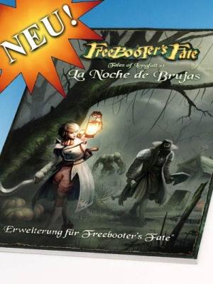 Tales of Longfall 1 - La Noche de Brujas (deutsch)