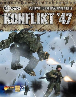 Konflikt`47 Rulebook