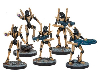 Asterian Troops Booster (5)